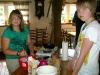 Ferienpaß 2010 - Pannkouken machen mit Anne Schmitz