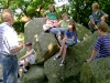Treffen beim Steenhus in Börger