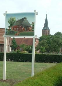 Dorfansicht 2004 Börger