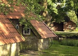 Wagenschul und Heimathaus