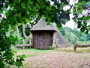 Schafstall am Wacholderhain