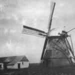 Ostertmühle in Börger - Foto: Kaspar Kronabel 1950