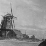 Westertmühle in Börger 1928 - Fotoarchiv: Josef Albers