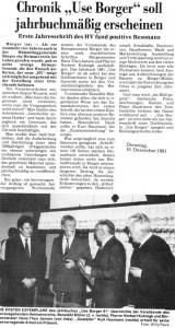 Vorstellung Use Bg 1991