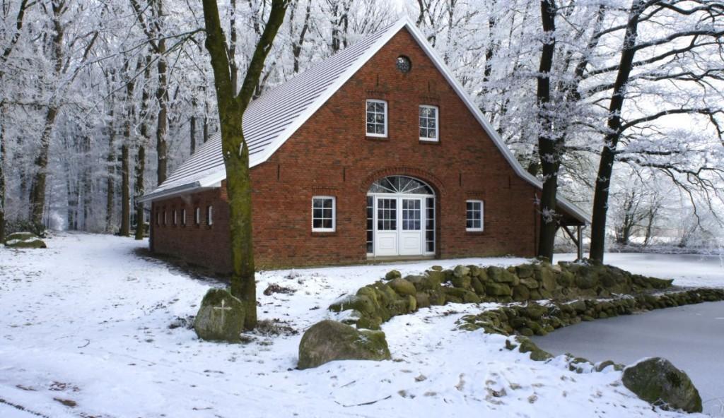 Winterruhe Mitte Januar 2017 Börger Heimathof